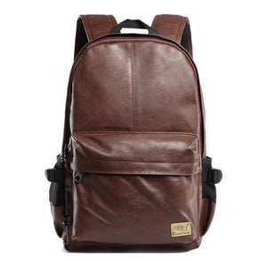 Leather Vintage Backpack