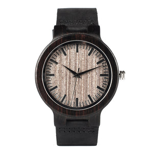 ⌚ HIMERUS Wooden Mens Watches