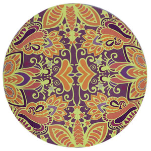 Round Beach Tapestry Beach Towel