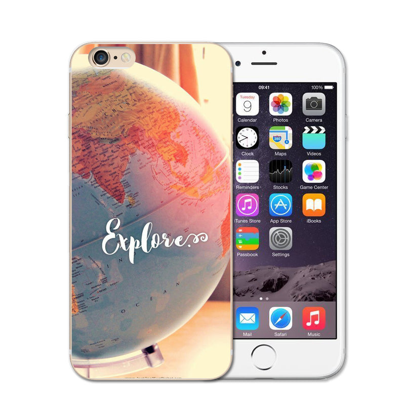 Explore Phone Case