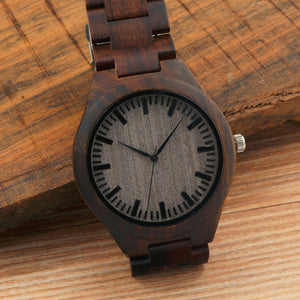 ⌚ ATHENA Wooden Watches