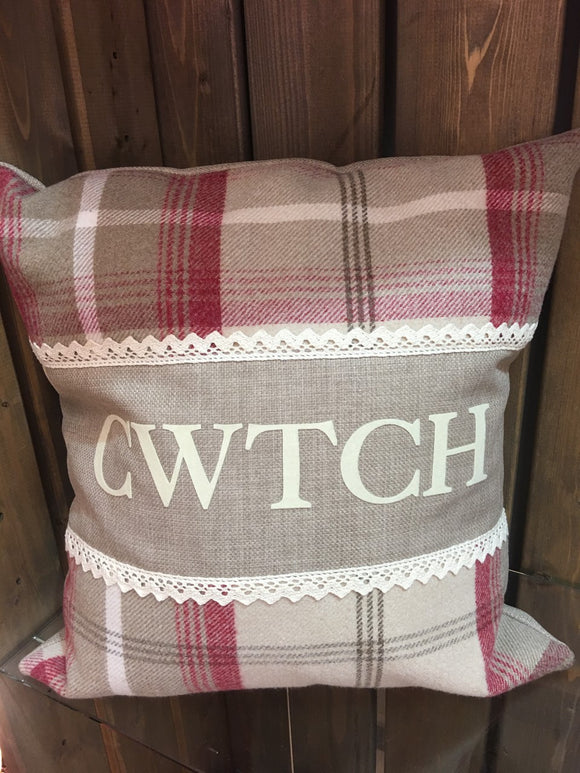 Handmade & Personalised Cushions