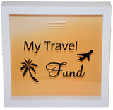 My Travel Fund Frame/Money Box