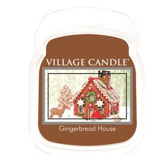 Gingerbread House Wax Melts (Christmas Edition)
