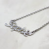 Personalized Name Necklace Pendant
