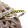 Citrine Stackable Ring
