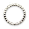 Bezel Set Full Classic Eternity Round Band