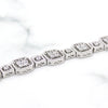 4.75Ct Sparkle Simulated Diamond Classic Tennis Bracelet