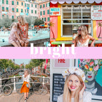 Machedavvero Lightroom Presets BRIGHT - colori e toni pastello