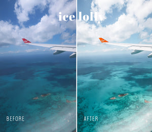 Machedavvero Lightroom Presets - FRESH colori freschi e chiari per l'estate