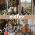 Machedavvero Lightroom Presets - COFFEE - toni caldi e avvolgenti