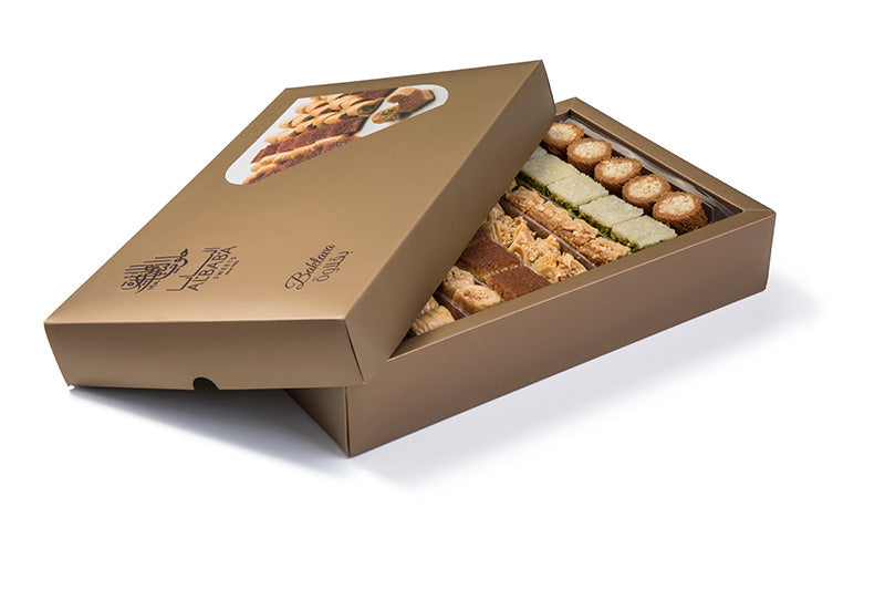 Assorted Baklava 1500 g Box