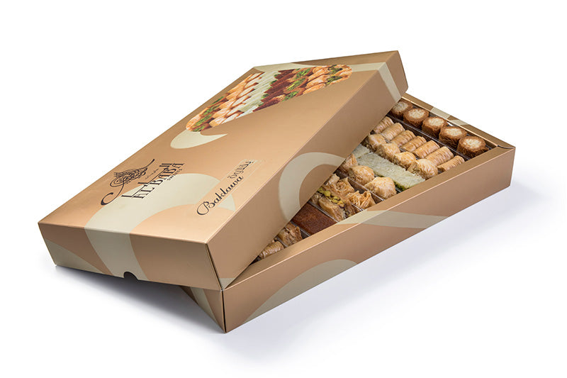 Assorted Baklava 2000 g Box