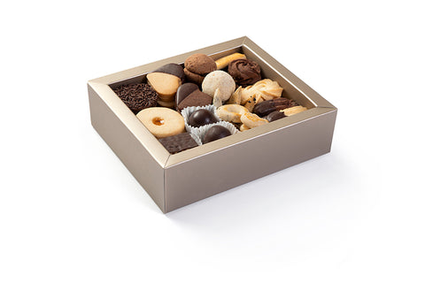 Baklava Dipped in Chocolate Box