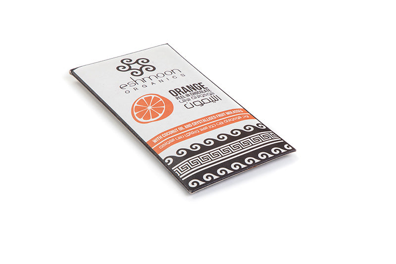 Eshmoon Orange Chocolate Bar