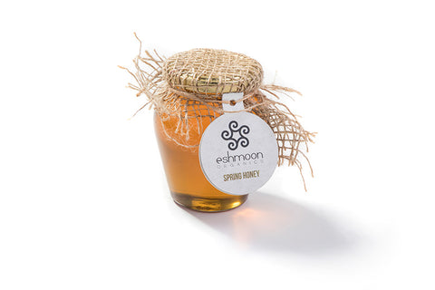 Eshmoon organic spring honey