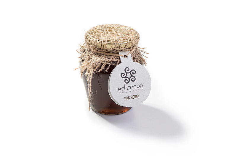 Eshmoon-organic oak honey