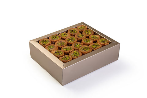 Bourma Pistachio Box