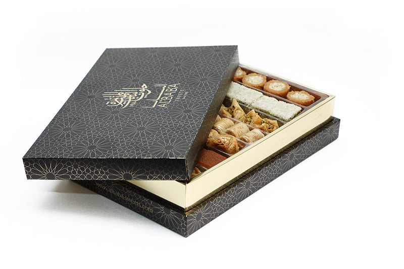 Assorted Baklava 1 Kg Gift Box