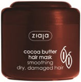 Cooca butter smoothing hair mask