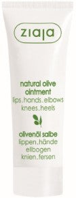 Natural olive ointment