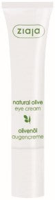 Olive oil eye cream