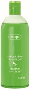 Natural olive shower gel
