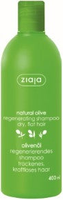 Natural olive regenerating shampoo