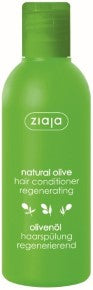 Natural olive regenerating hair conditioner