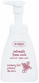 Intimate foam wash cranberry fruit protective