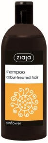 Sunflower shampoo - color-treated hair