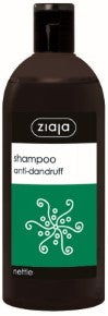 Nettle shampoo - anti-dandruff hair