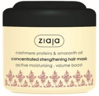 Cashmere proteins & amaranth oil hair mask