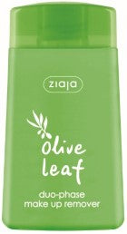 Olive leaf duo-phase make up remover