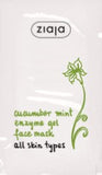 Cucumber mint enzyme mask