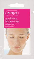 Clay face mask Soothing