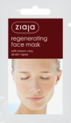 Clay face mask Regenerating