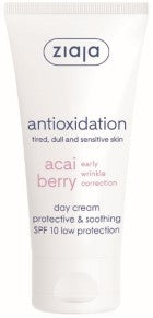 Acai berry day cream SPF 10