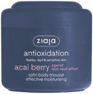 Acai berry satin body mousse