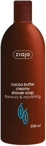 Cocoa butter creamy shower soap
