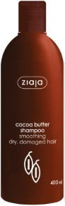 Cocoa butter smoothing shampoo