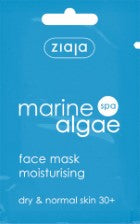 Marine algae spa mask/sachet