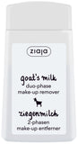 Goat´s milk make-up remover duo-phase