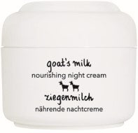 Goat´s milk night cream