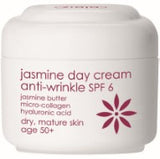 Jasmine day cream anti-wrinkle SPF 6
