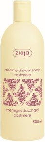 Cashmere proteins creamy shower soap