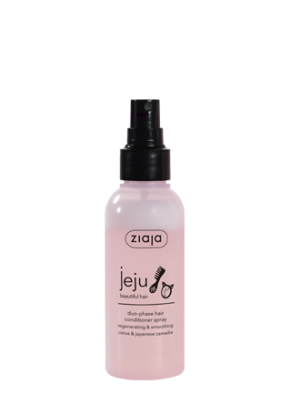 jeju duo-phase hair conditioner spray