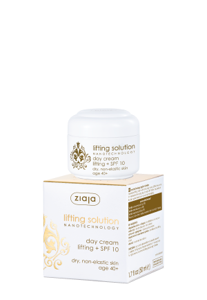 Lifting solution day cream SPF 10