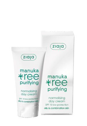 Manuka tree day cream