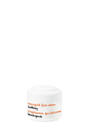 Marigold face cream